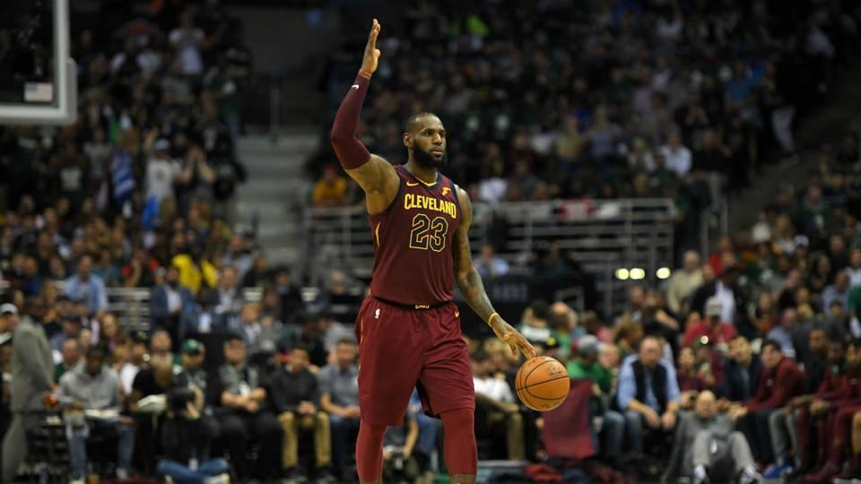 LeBron James names his final goal for NBA career   NBA ...