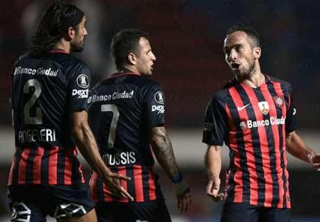 ► Godoy Cruz 2-0 San Lorenzo