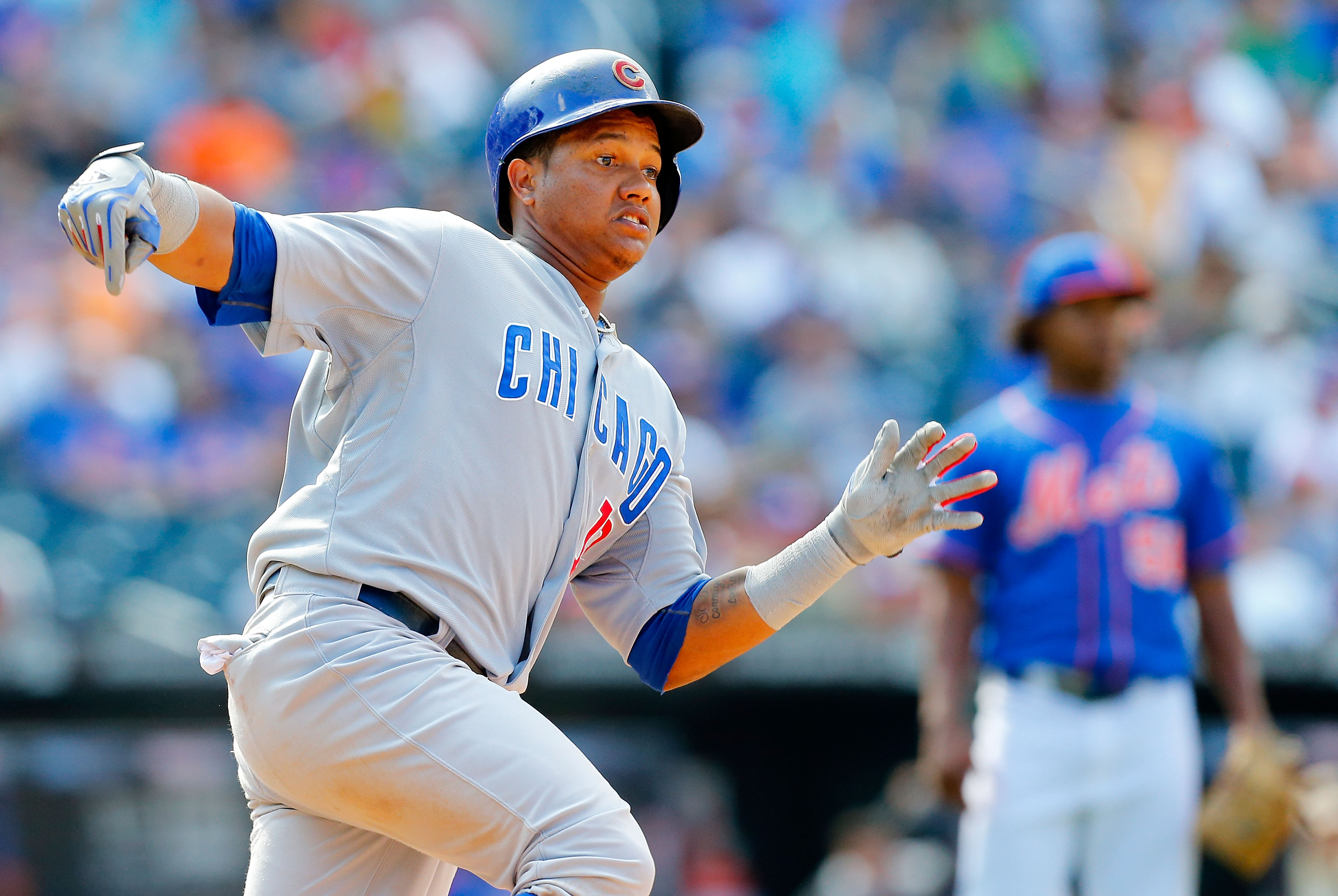 MLB trade rumors: Padres have discussed Starlin Castro with Cubs