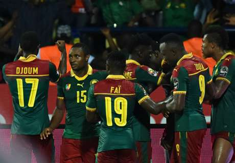 Cameroon march into AFCON final