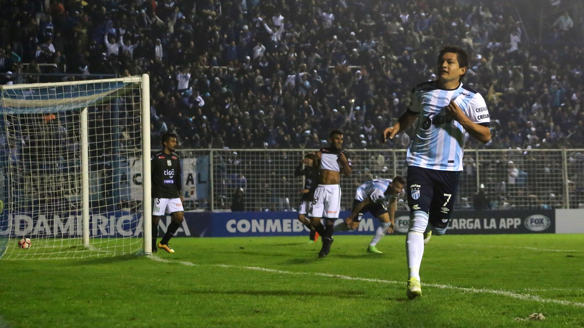 Atlético Tucumán-Oriente Petrolero, por la Copa Sudamericana: horario, TV y formaciones