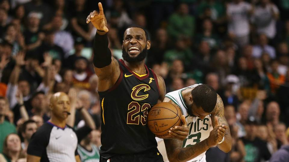 LeBron James will wear No. 23 for Lakers   NBA   Sporting News