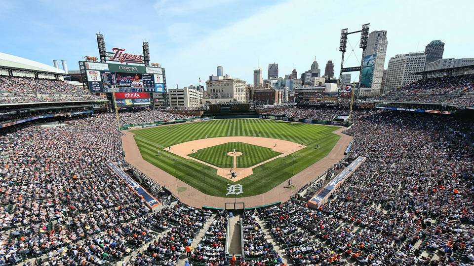 Comerica Park Worker Charged With Felony After Spitting On Pizza