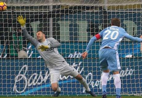 Lazio le arruinó un nuevo objetivo a Inter