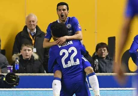Chelsea pasó por Pedro y Costa