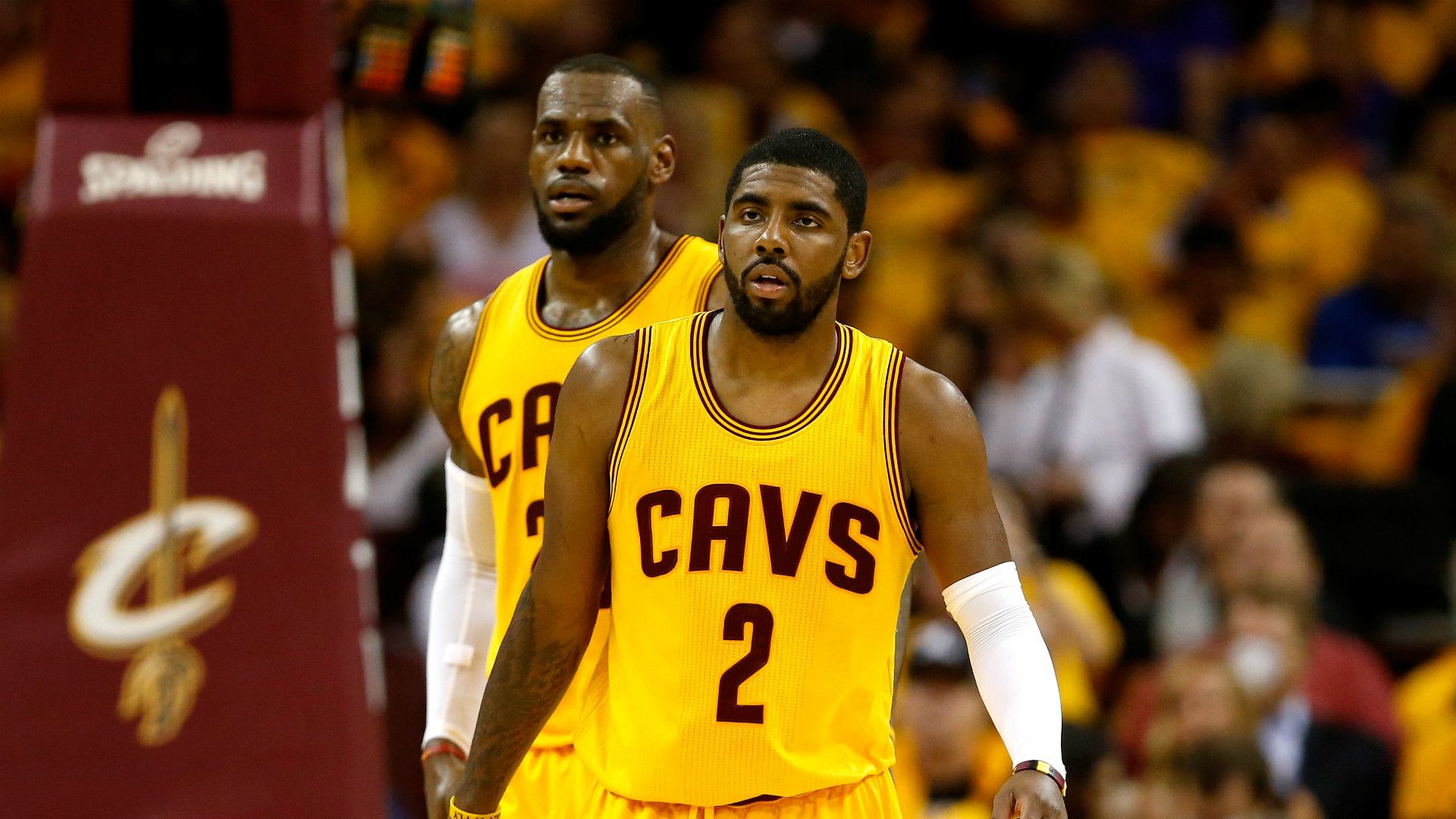NBA trade rumors: Kyrie Irving didn't want LeBron James back with Cavs