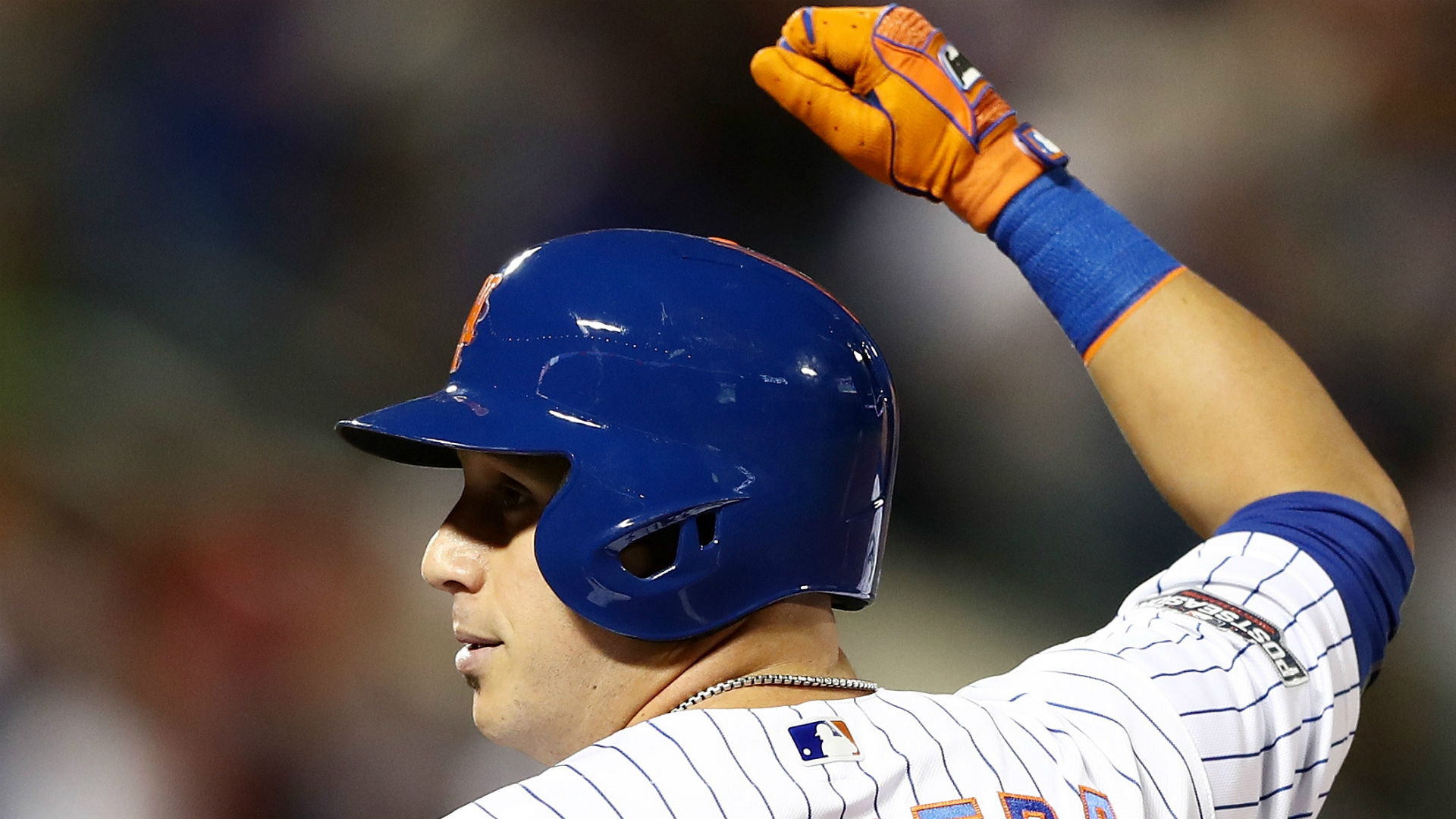 Mets' Asdrubal Cabrera exits game with tight hamstring