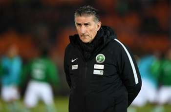 Bauza sacked by Saudi Arabia to lose third national team job in six months