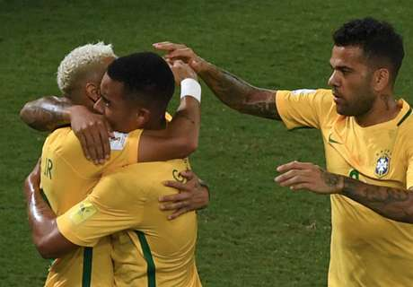 Eliminatorias: Brasil 5-0 Bolivia