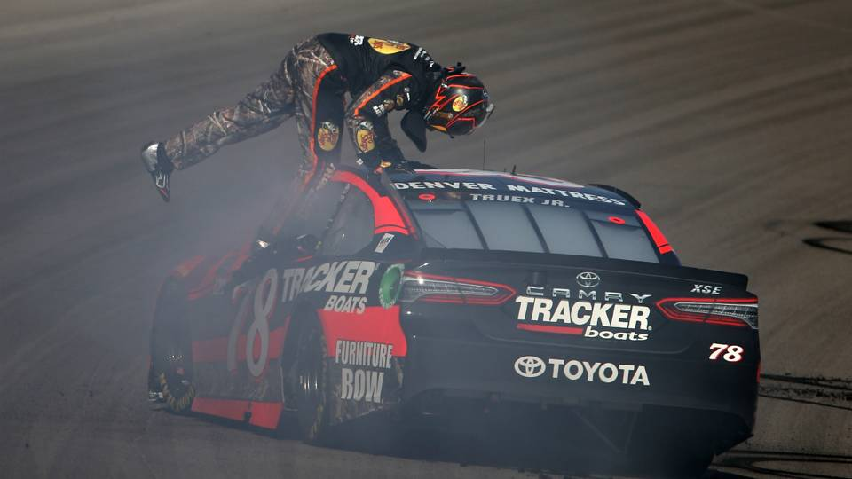 What Is Ecoboost >> NASCAR results at Homestead: Martin Truex Jr. wins championship, Ford EcoBoost 400 | NASCAR ...