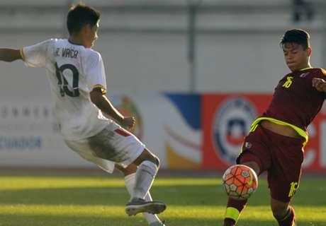 El empate le cayó mejor a Bolivia