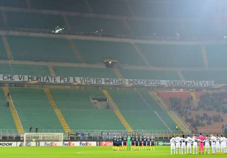 Inter ganó en un San Siro casi vacío