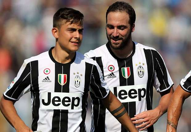 Juventus won't rest Dybala & Higuain ahead of Champions League final