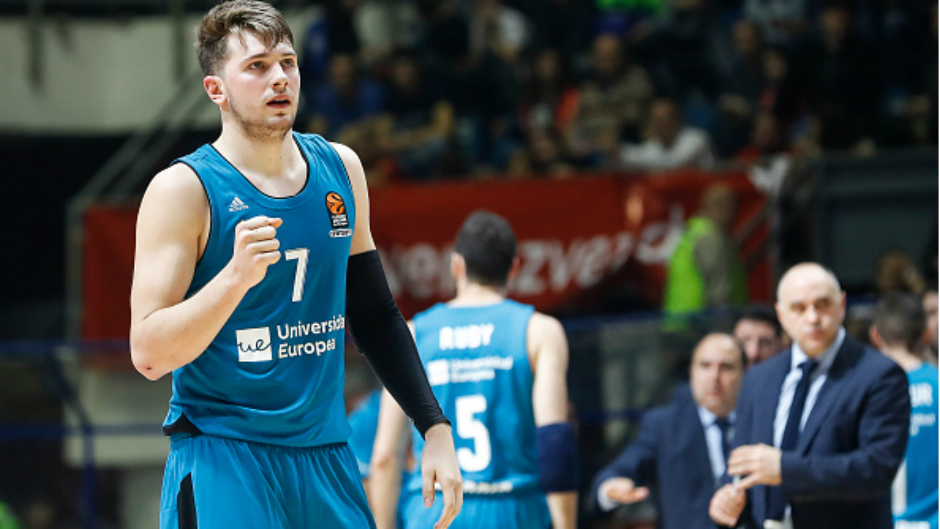 Luka Doncic Undecided On Joining NBA Next Season