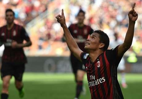 Milan goleó a Palermo