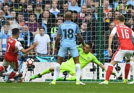 Alexis le dio a Arsenal el pase a la final
