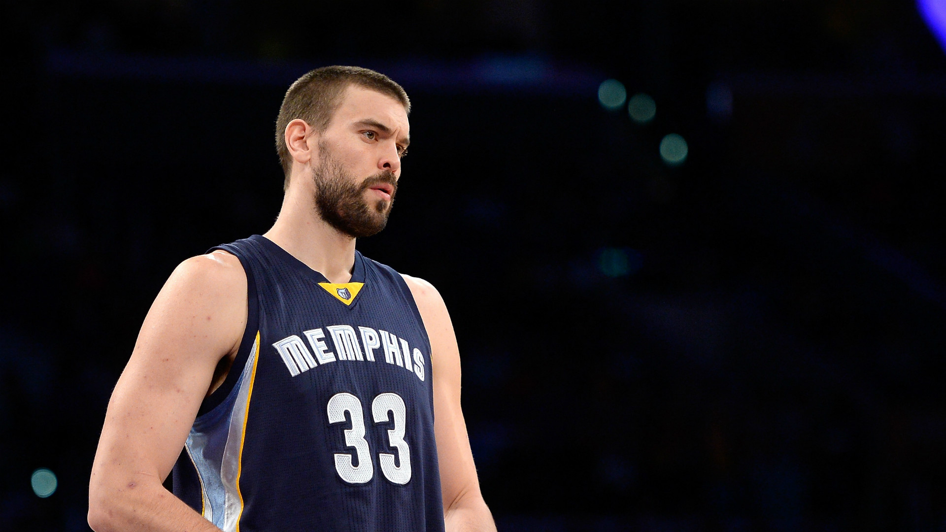 Marc Gasol sidelined by foot fracture