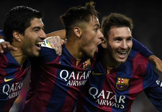 Barcelona great Xavi hails MSN as best of all time