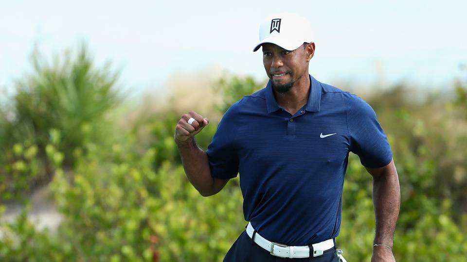 Tiger Woods Hero World Challenge 12022016
