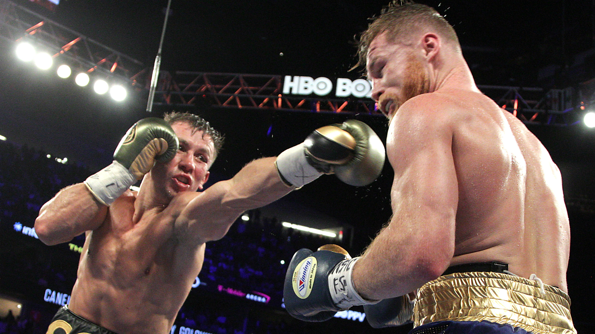 Golovkin and Alvarez play out controversial Vegas draw