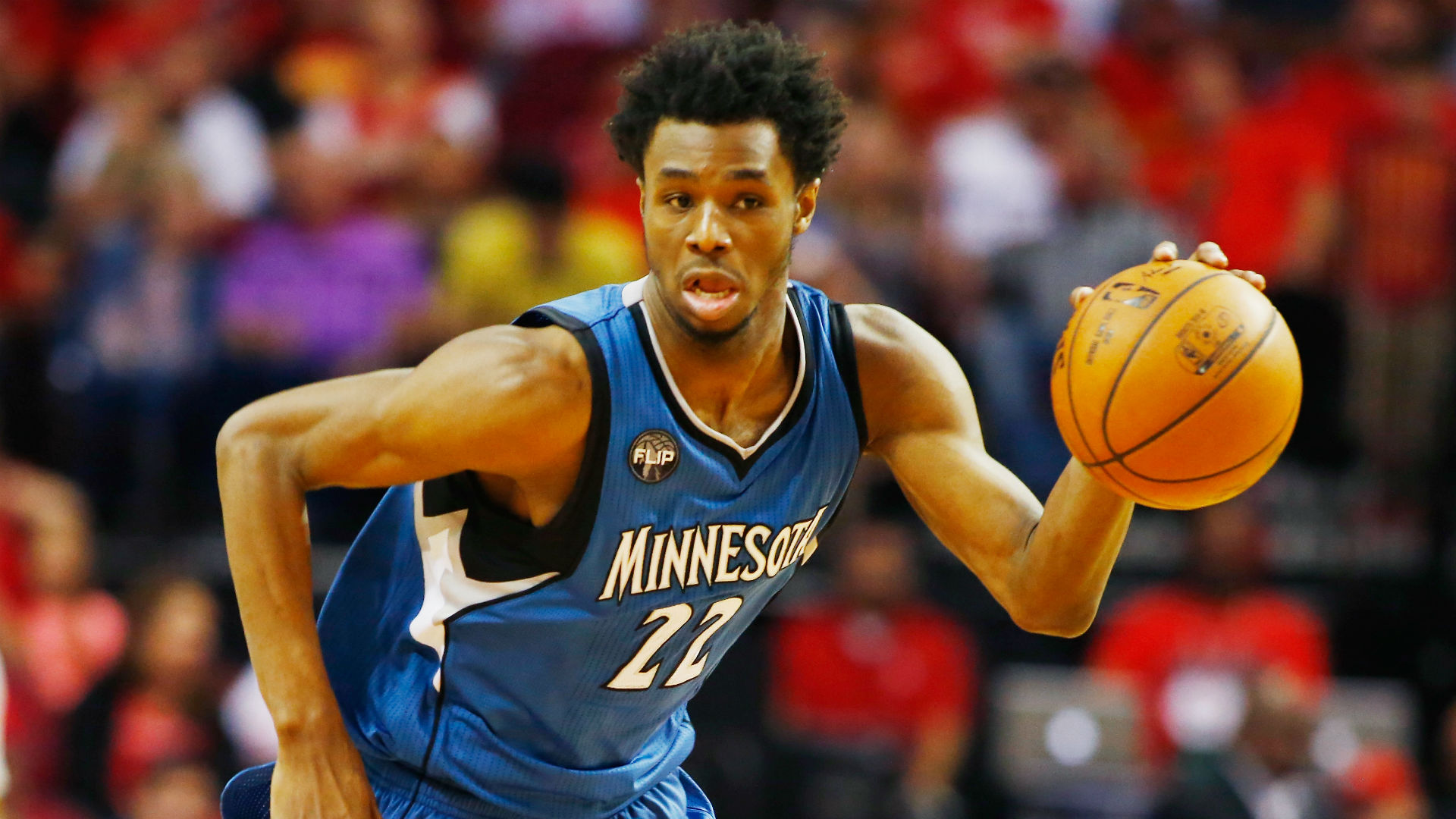 Andrew Wiggins working on a five-year extension with Minnesota