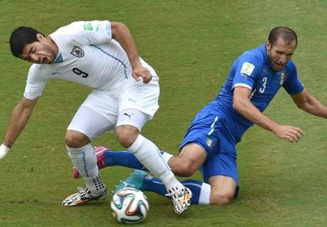 Uruguay jugará en junio ante Italia