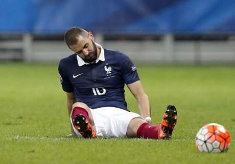 Benzema Dipastikan Cedera Hamstring