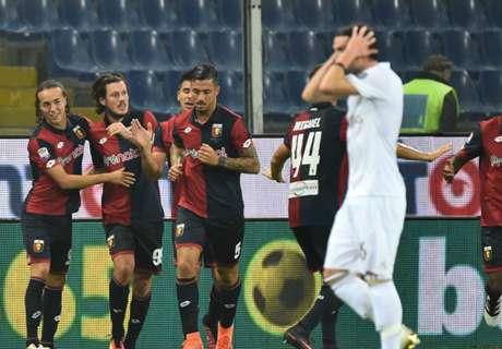 Milan no pudo alcanzar la punta