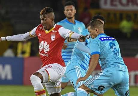 Santa Fe derrotó a Sporting Cristal