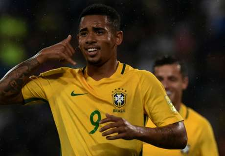 Eliminatorias: Venezuela 0-2 Brasil