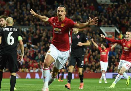 Ibra pops up to save Man Utd