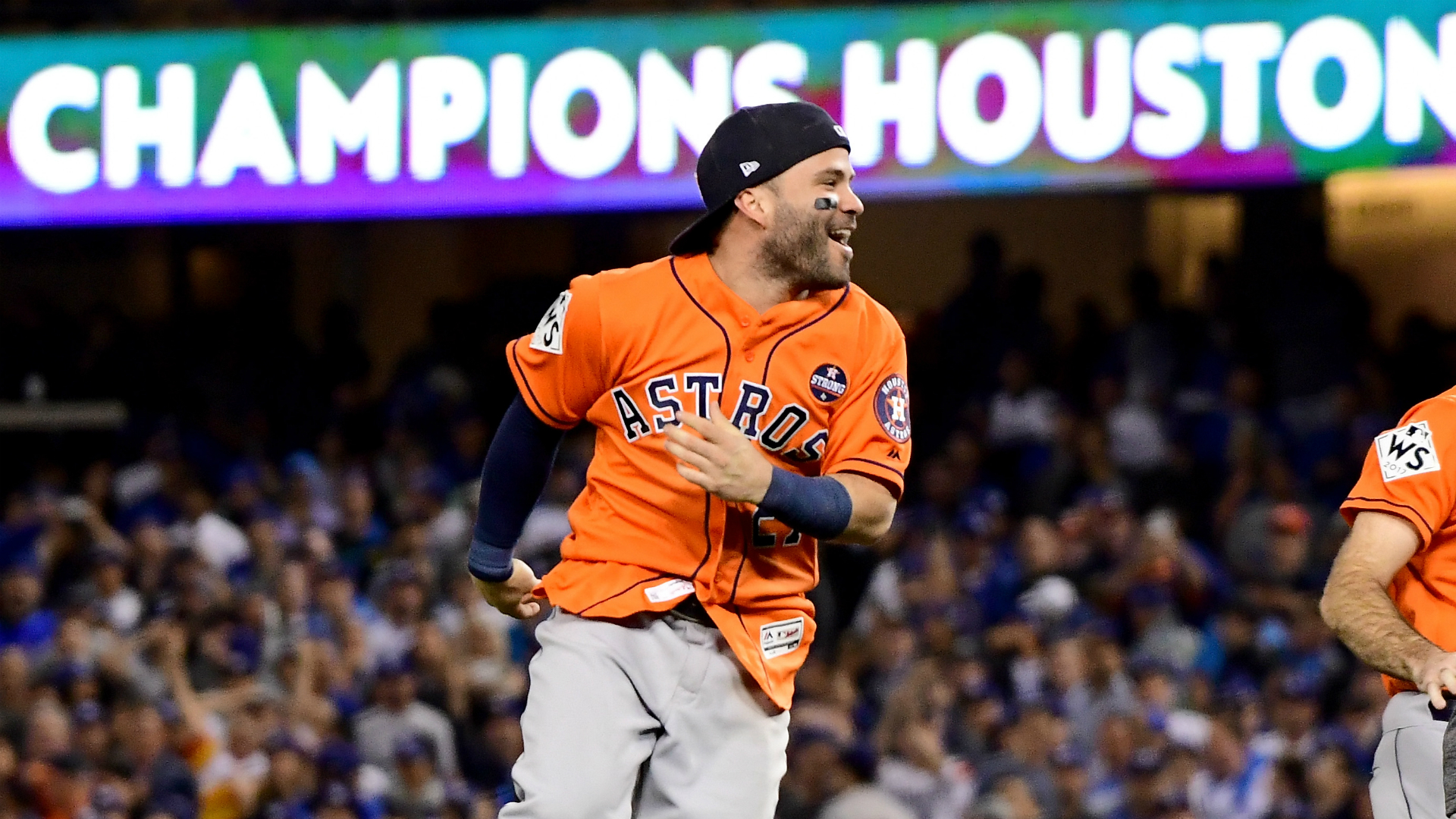 Astros agree to $151M US extension with MVP Altuve