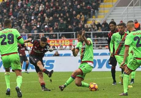 Milan sigue a tiro