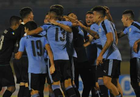 Uruguay ya está en octavos