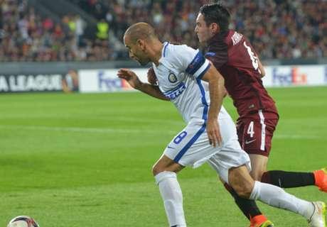 Inter cayó en Praga y volvió a defraudar