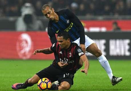 Empate agónico en el derbi de Milán