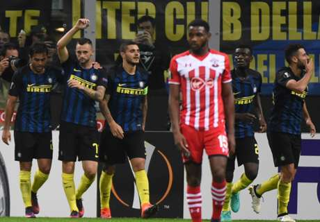 Inter Raih Kemenangan Perdana