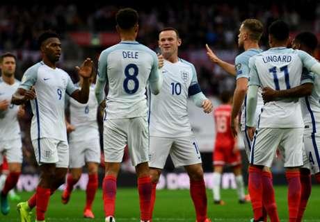 Inglaterra venció 2-0 a Malta