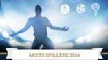 Årets spillere 2016