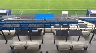 Presseplasser stadion