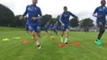 Trening FKH Stølås Anthony Tronstad