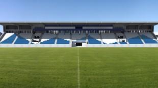 stadion nye vestre