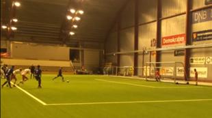 FKH2 scoring mot FFK