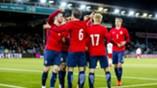 Norge U21 Haraldseid