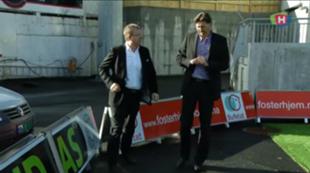 Ole Henrik og Leiv Helge