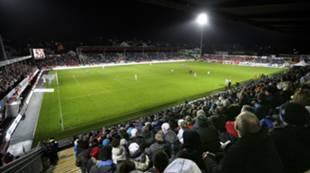 Fullt hus Haugesund Stadion