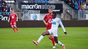 Ibrahim vs RBK scoring