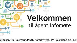 Infomøte Haugaland Media