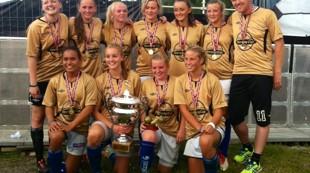 J 19 VINN NORWAY CUP 7-ar 2013