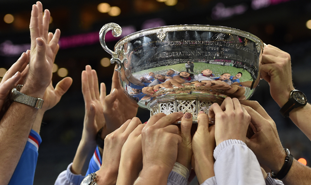 Watch highlights of the 2015 Fed Cup by BNP Paribas Final